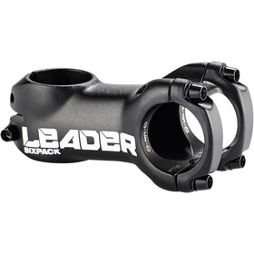 Sixpack Leader Stuurpen Ø31,8mm, black